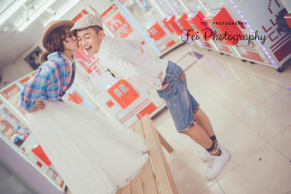 42 - 飛妃 Photography/女攝影師《結婚吧》
