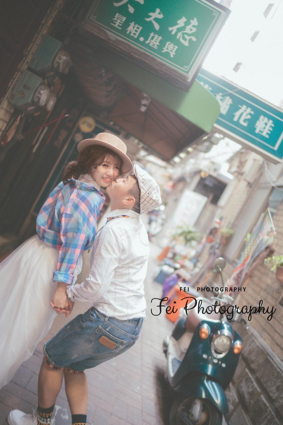 44 - 飛妃 Photography/女攝影師《結婚吧》