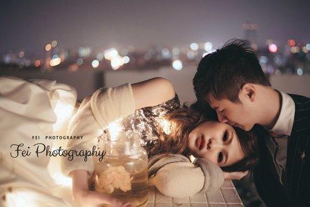 女攝影的浪漫視角