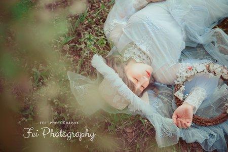 古董婚紗及夢幻孕媽咪