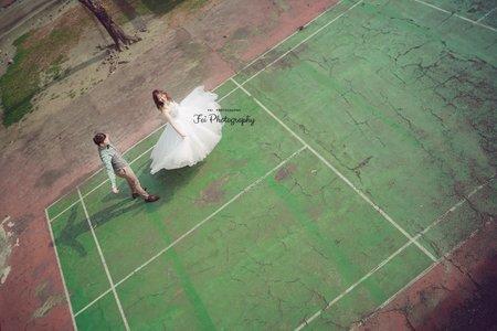屏東自助婚紗