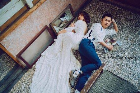 台南謝宅 自助婚紗