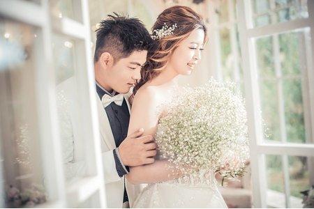 浪漫韓式風格#1