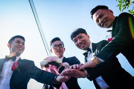 20191116 「昭凱+芯縈」婚禮映像
