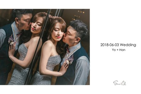 [婚禮紀實] Yo+Han