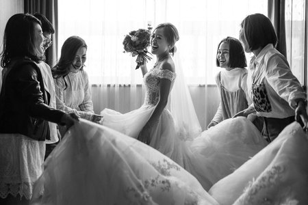 [婚禮紀實] Jessic+William