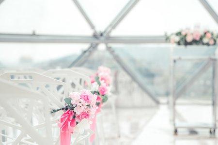 婚禮儀式堂-單售S2飛蝶圓頂