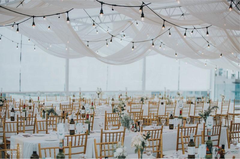 婚禮秘境-全台唯一戶外花園婚禮作品