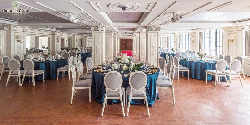 帶你重溫絢麗20年代的庭廊宴會廳