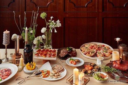La cuisine 宴會料理