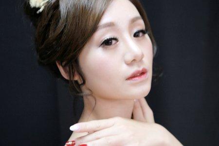 新娘造型-smile makeup studio