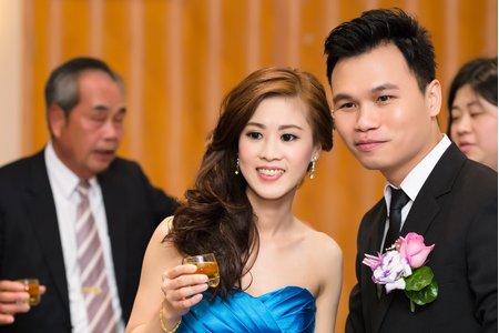 韋勳 琬婷 結婚