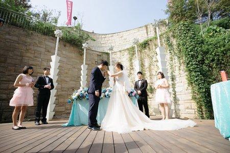 伯秋 莉琁 婚禮紀錄