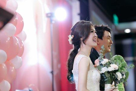 文忠 俅如 婚禮記錄
