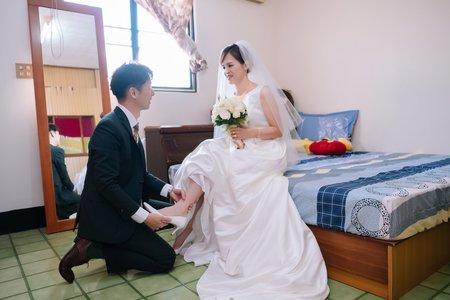 友煌 淑如 婚禮儀式