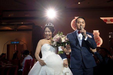 明城 凡郡 婚禮紀錄