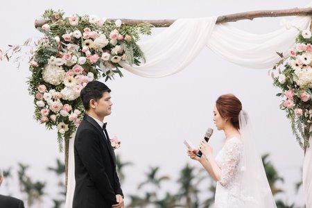 建良 銅珍  婚禮相片
