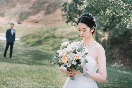 Robin Ashley 美式婚紗婚禮