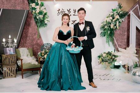 鎮彥 育如 婚禮記錄