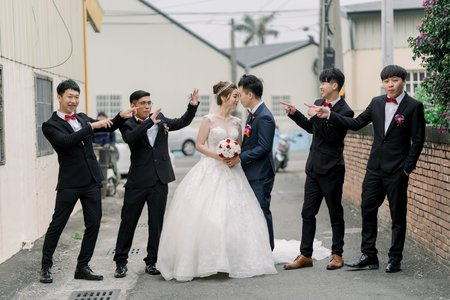 維 &琪 婚禮紀錄