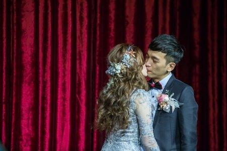 [婚禮紀錄]仲緯&欣妤文定迎娶宴客