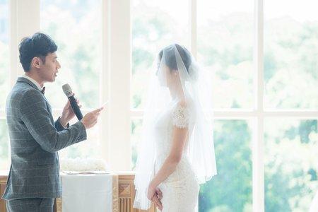 [婚禮紀錄]瑋駿&奚鈴 翡麗詩莊園  晶麒莊園 證婚喜宴