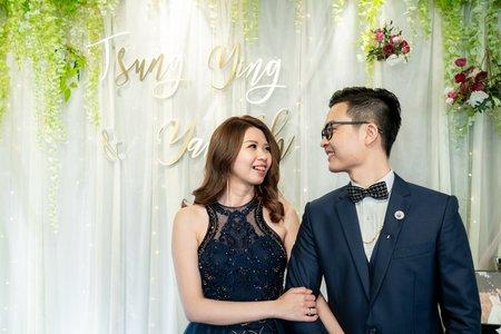 [婚禮紀錄]宗穎&彥慈結婚之喜 香港阿杜婚宴會館