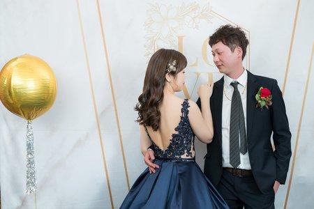 [婚禮紀錄]坤盛&如君結婚之喜 雲悅婚宴會館