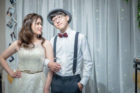 [婚禮紀錄]奕翰&姵彣迎娶宴客 台北晶華酒店