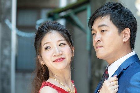 [婚禮紀錄] 元奎&芳君 文定迎娶大喜