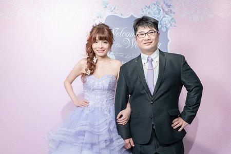 [婚禮紀錄] 柏穎&慧婷文定宴客之喜 三重彭園