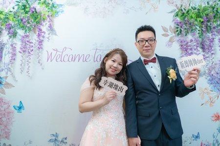 [婚禮紀錄] 志銓&佩芳結婚之喜 海釣船餐廳