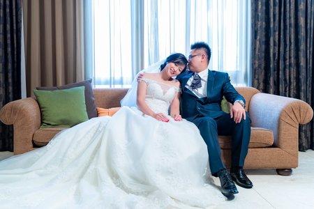[婚禮紀錄]泓逸&曉瑩結婚之喜 新莊翰品
