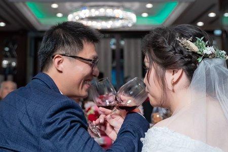 [婚禮紀錄] 偉成&宜君結婚之喜