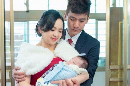 [婚禮紀錄] 群哲&惠婷文定之喜