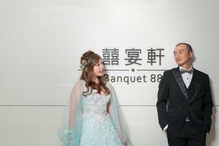 [婚禮紀錄] 名貴&馨霈結婚之喜