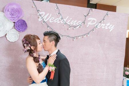 [婚禮紀錄] 茗翔&倍宛喜宴