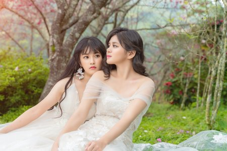 [自助婚紗] 台東閨蜜婚紗