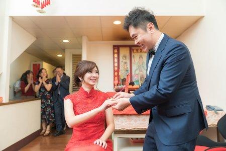 [婚禮紀錄] 生根&映萱 雙儀式宴客 新店彭園 A廳