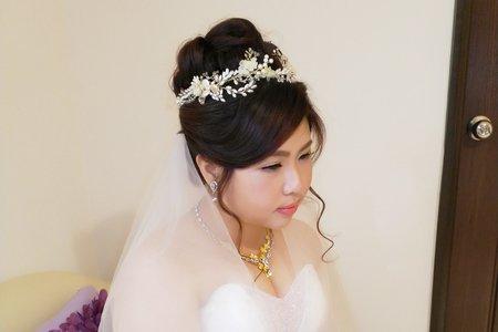 可愛的倖娟婚禮