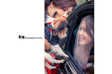 【婚禮紀錄】志平&嘉寧 訂結婚紀錄(海釣族真味園)