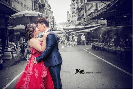 奕同&郁珊-典華新莊店