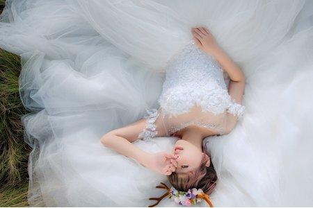 鹿角婚紗外拍