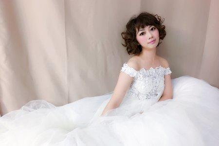 【新祕】新娘整體造型