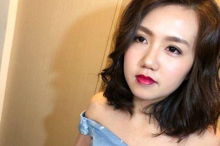 【新祕】新娘整體造型 (2017.Oct~Dec)