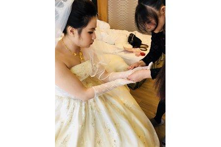 1070128佩珊結婚