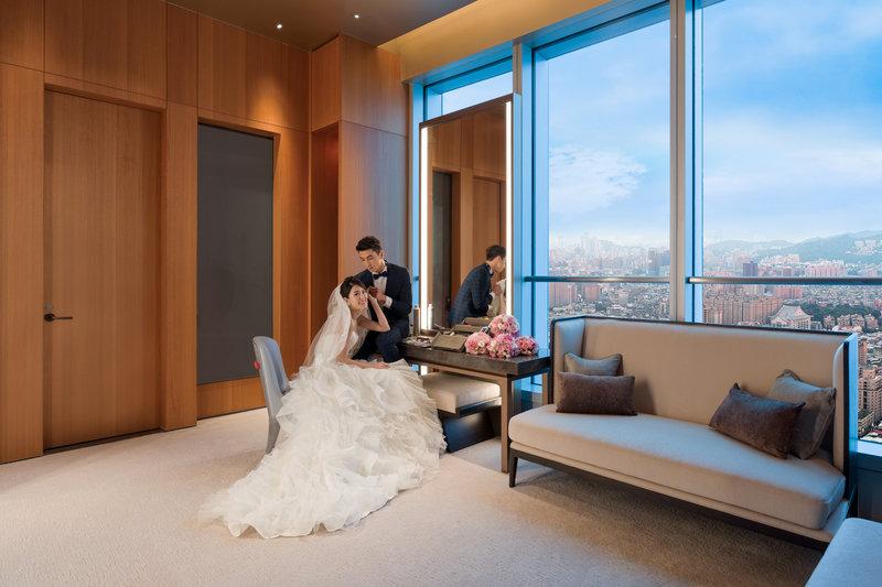 鼎鼎宴會廳-新娘休息室