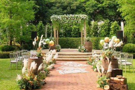 1樓-秘密花園