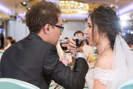 [婚攝]耀民婉清訂結婚@桃園翰品酒店