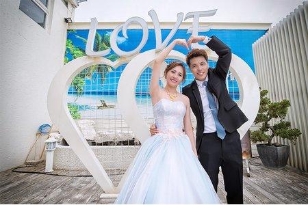 [婚攝]偉智青蓉訂結婚@食觀天下婚宴會館